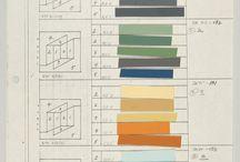 Colori, palette