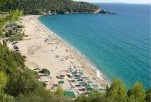 Karavostasi Beach , Greece