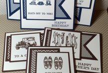 Stamp Sets - Guy Greetings