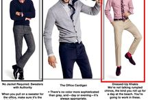 Men: Fashion: How To Dress Yourself