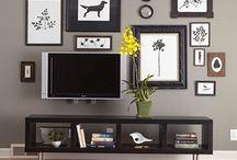 Дизайн: украшение стен