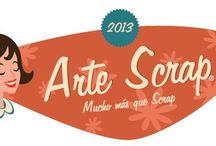 Arte Scrap / Material de Scrapbooking, decoupage, MixMedia, blog, cursos, talleres, inspiración, alfombra roja. www.artescrap.com
