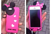 Iphone  / #minnie #mouse