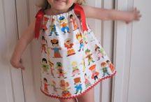 Šaty - oblečení - děti