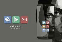 Karmanu Icon Pack v3.7 Patched