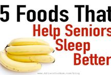 A Healthy Diet / The best foods and drink to keep seniors healthy.