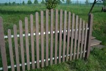 Recycled Plastic Fencing Sections / Recycled plastic fencing sections which are partially assembled allow for much quicker installation times. These pre-assembled sections are available as well as our recycled plastic fencing panels and recycled plastic fencing posts. Traditional timber fencing is being increasingly replaced with recycled plastic fencing due to the many product benefits; which can be found on our recycled plastic products benefits page.  http://www.hahnplastics.com/hanit-fencing-sections/