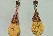 WIRE. Earrings / by Jolezz