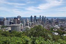 Canada - Roadtrip / Montréal, Québec, Trois Rivières, Mont Tremblant, La Conception, Parc Oméga, Ottawa