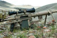 Sniper Rifles / M40A5+Chytac M200+Remington Model 700+Accuracy Internation