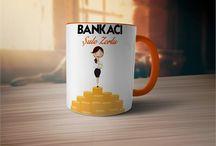 Kupa Bardak / Kişiye özel kupa bardak modelleri daha fazla tasarım ve ürün için www.hediyelen.com