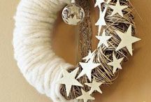 ghirlanda natalizia idea laura