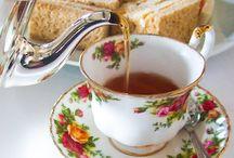 Tea Lovers / Afternoon tea, high tea, tea parties- be still my heart!