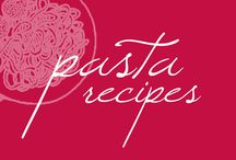 """FOOD: Pasta"" / Pasta recipes around Pinterest / by Wanna Bite"