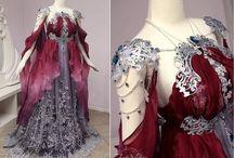 celtic fairy dress