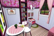 Sam doll house ideas