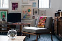 apartment therapy / #apartmentliving #smallspaces