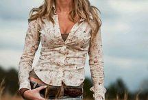 cowgirl inspo