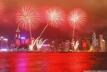 Hong Kong my home! / The City of Life - Hong Kong is the world's greatest city - as long as the Communists in China leave us alone and respect our democratic freedom!!