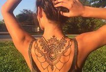 Hawaiian tribal tattoos