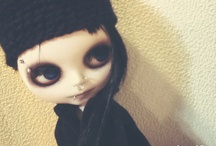 "My Custom Blythe Doll ""Lisbeth"""