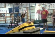 Drills for gymnastic