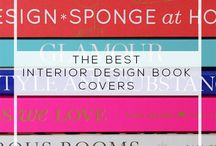 Interior Design Books / This is a constantly updated list of inspiring books on Interior Design and Home Decor.