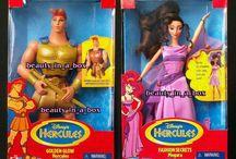 Collectible Dolls: Disney