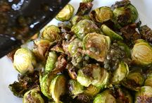 EAT ME ~ Brussels Sprouts