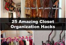 Organization! / by Rachel O'Gorman