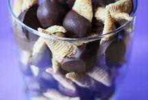 Creative finger foods!