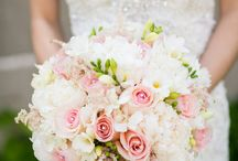 Emel s bridal bouquet