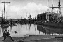 The Docks, Bridgwater / The Docks, Bridgwater, Somerset