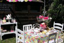 tea party / by Minon Frye