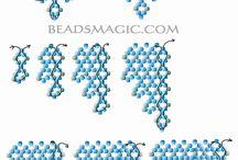 Peyote Kolye Free Beading Necklace