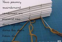 Book binding / by Joanna Wong