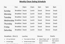 clean eating menu and ideas