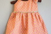 cutesy pie clothes for Miss V / by Teri Fields