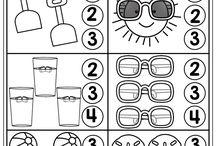 Teaching-summer themes