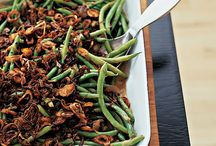Thanksgiving Green Bean Recipes / From fantastic green bean casseroles to green beans with cremini mushroom sauce, here are fabulous green bean recipes for Thanksgiving. / by Food & Wine
