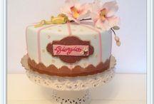 My Cakes  / My sweet cake