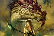 Dragons / Dragons & their worlds