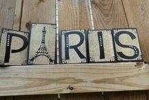 Paris / by Sis Bell