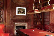 Mansion interior / by Heather Hollermann