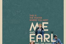 { ME AND EARL AND THE DYING GIRL } / The story of Greg, a high school senior who is trying to blend in, avoiding deeper relationships as a strategy for navigating the social minefield that is teenage life. He even describes his friend Earl, with whom he makes short film parodies of classic movies, as more of a 'co-worker' than a best friend. But when Greg's mom insists he spend time with Rachel–a girl in his class who has just been diagnosed with cancer-he slowly discovers how worthwhile the true bonds of friendship can be. / by Fox Searchlight