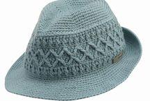 Pălării croșetate
