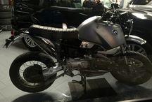 Claudio rozza / Bmw Gs 1150 scrambler baja