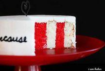 Cake, Frosting, decorating tutorials