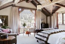 Bedrooms Worth Dreaming About... / Pictures of Bedrooms I wish I had in my house!