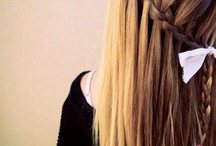 Hair Do / I'll stop burning you, drowning you and pulling you if you just automatically look gorgeous everyday..
